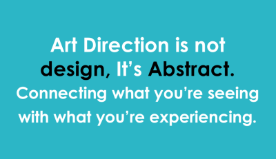 ART DIRECTION/DESIGN